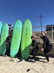 Surf lesson 4